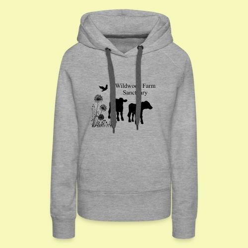 Cows - Women's Premium Hoodie