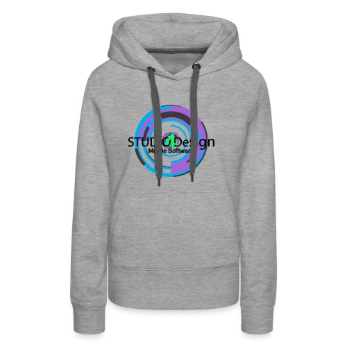 S4DLogo - Women's Premium Hoodie