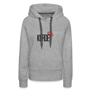 KORDEI - Women's Premium Hoodie