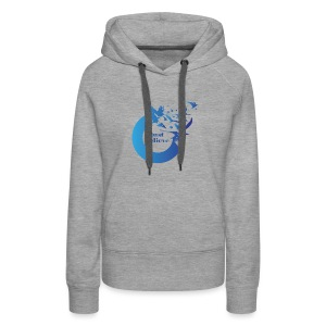 Just Believe - Women's Premium Hoodie