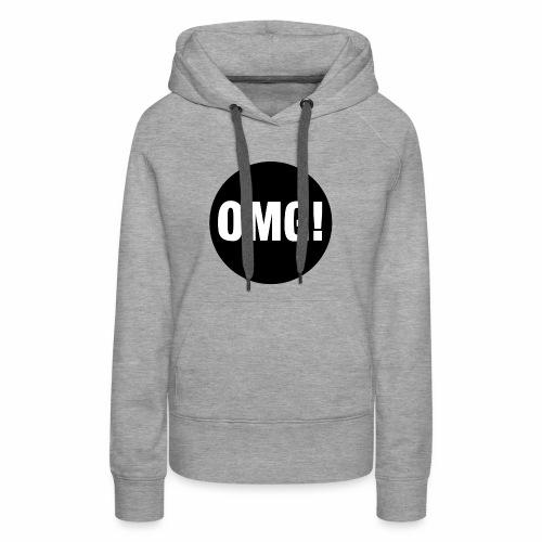 OMG! - Women's Premium Hoodie