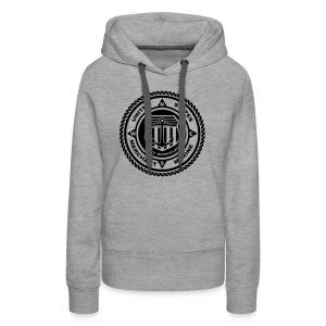 USMM Logo - Women's Premium Hoodie