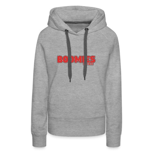 Boomies Original - Women's Premium Hoodie