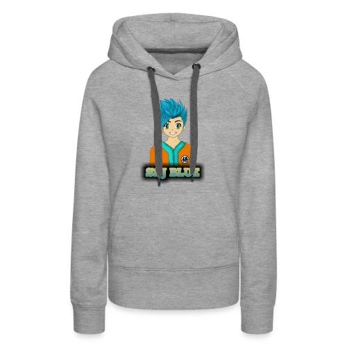 SSJ BLUE - Women's Premium Hoodie