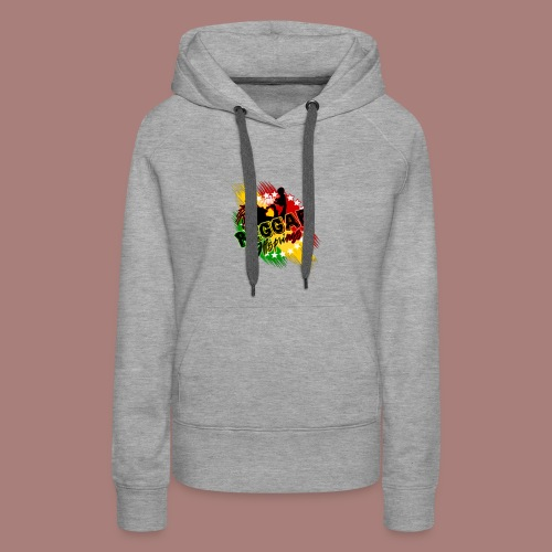Reggae Offspring PNG - Women's Premium Hoodie