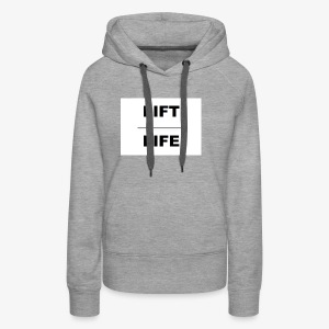 Lifting athletic gear - Women's Premium Hoodie