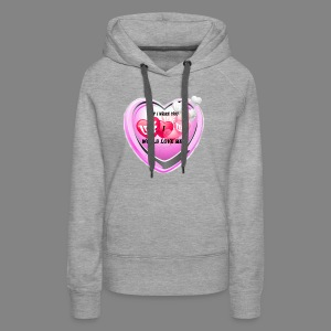 If i were you - Women's Premium Hoodie