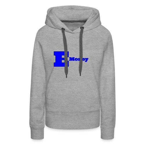 EMoney #1 - Women's Premium Hoodie