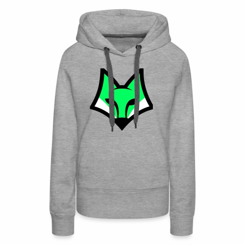 LFM Fox Logo - Women's Premium Hoodie