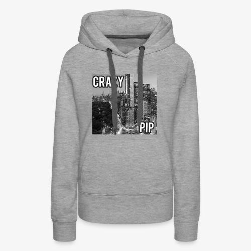 Crazypip in New York hoodie - Women's Premium Hoodie