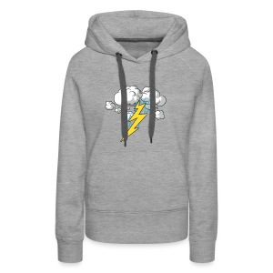 Thunder and Lightning - Women's Premium Hoodie