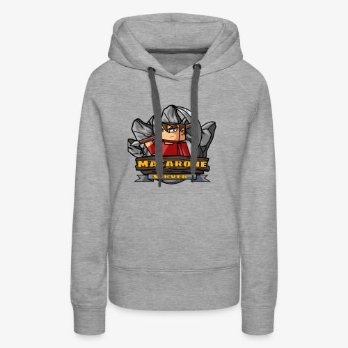 Macarone official - Women's Premium Hoodie