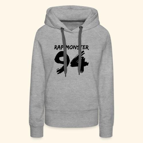 BTS Rap Monster 94 Design - Women's Premium Hoodie
