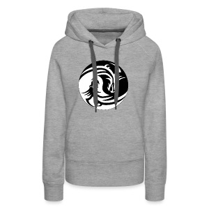 Dragon Circle - Women's Premium Hoodie