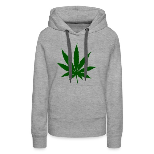Marijuana - Women's Premium Hoodie