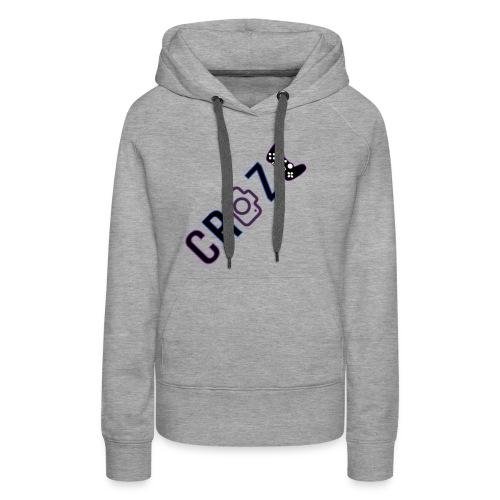 Craze 2018 logo - Women's Premium Hoodie