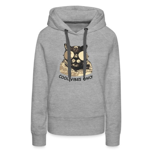 COOL VIBES ONLY - Women's Premium Hoodie
