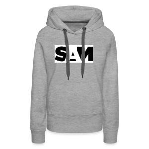sam t-shirts - Women's Premium Hoodie