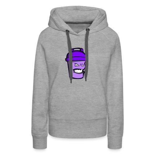 Protein playground shaker cup - Women's Premium Hoodie