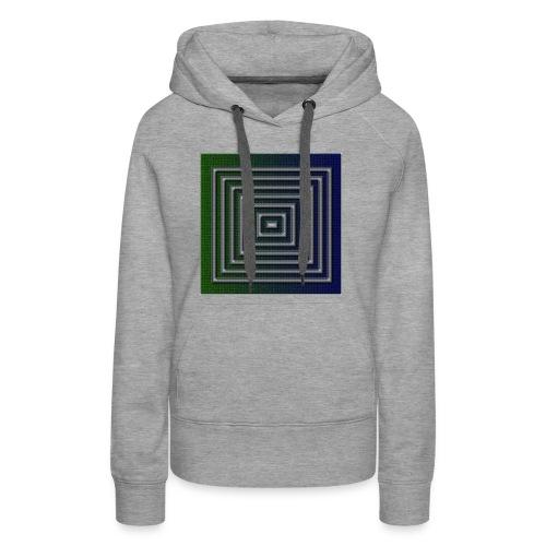 block - Women's Premium Hoodie