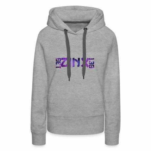 Zinx130 hoodie - Women's Premium Hoodie