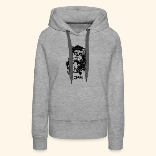 santa muerte - Women's Premium Hoodie