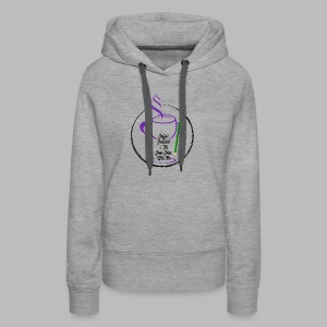 CCTCCWM Black Text - Women's Premium Hoodie