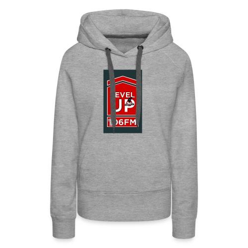 LEVEL UP shirt - Women's Premium Hoodie