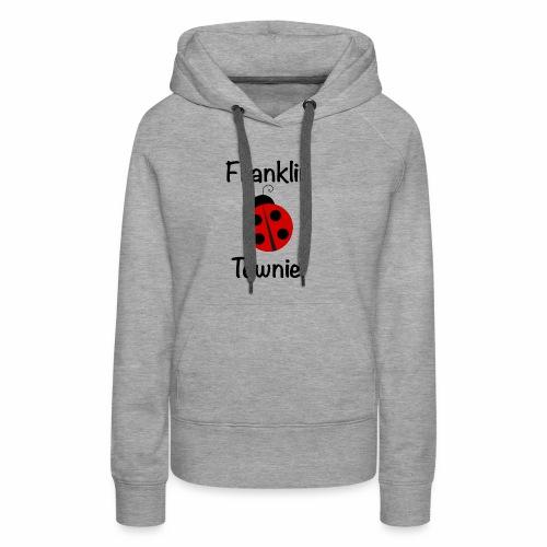 Franklin Townie Ladybug - Women's Premium Hoodie