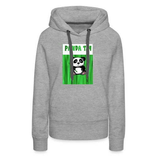 Panda Tim - Women's Premium Hoodie