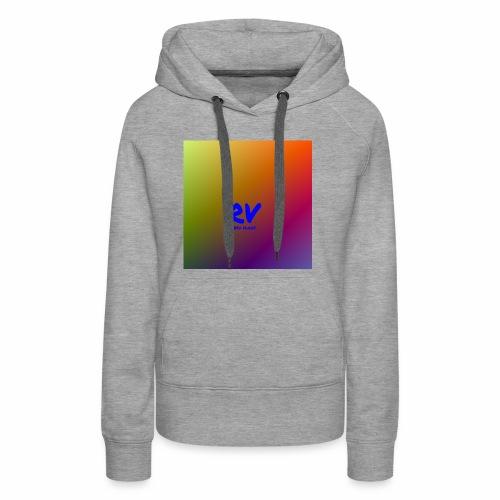 Robsu Vlogs shirt - Women's Premium Hoodie