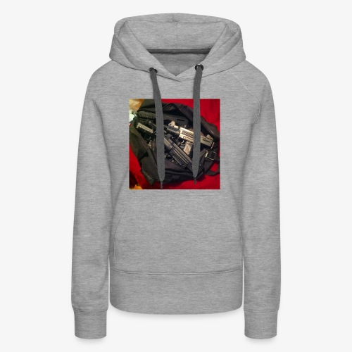 Gun Bag - Women's Premium Hoodie