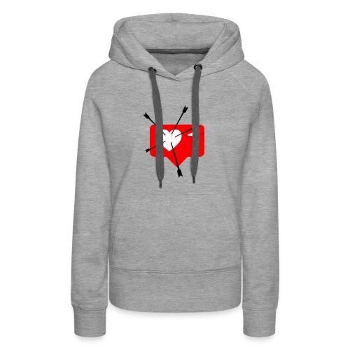 Valentines Day Tee - Women's Premium Hoodie