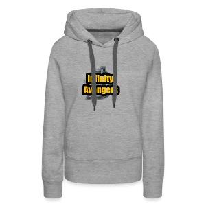 avengers infinity war - Women's Premium Hoodie