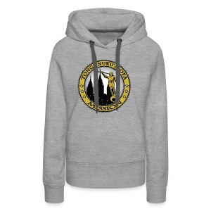 Tonga Nukualofa Mission - LDS Mission Classic Seal - Women's Premium Hoodie