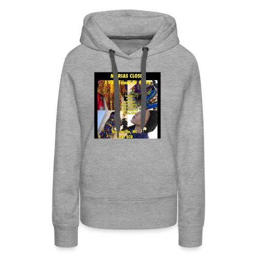 Maria's Outerwear clothing - Women's Premium Hoodie