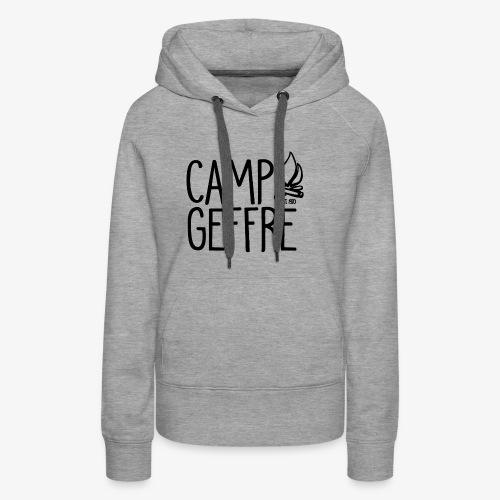 Camp Geffre 2018 - Women's Premium Hoodie