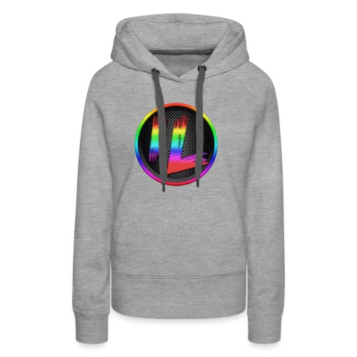 Infinite Laggs Logo Merch - Women's Premium Hoodie