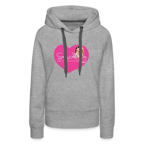 tshirt slb heart pic - Women's Premium Hoodie