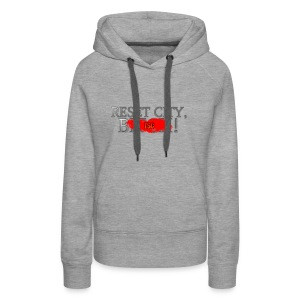 Reset City, B*&%! - Women's Premium Hoodie