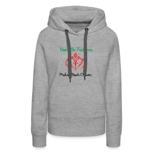 Protect your Crown - Women's Premium Hoodie
