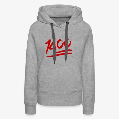 1400 Merchandise - Women's Premium Hoodie