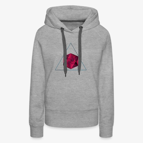 Abstract body - Women's Premium Hoodie