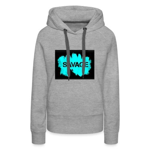Savage merchandise - Women's Premium Hoodie