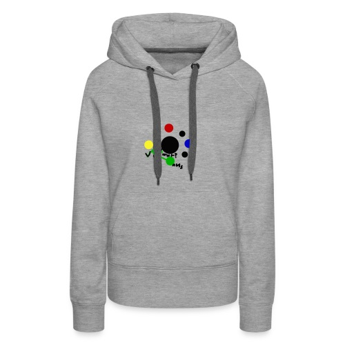 Complicated Strategy Map - Women's Premium Hoodie