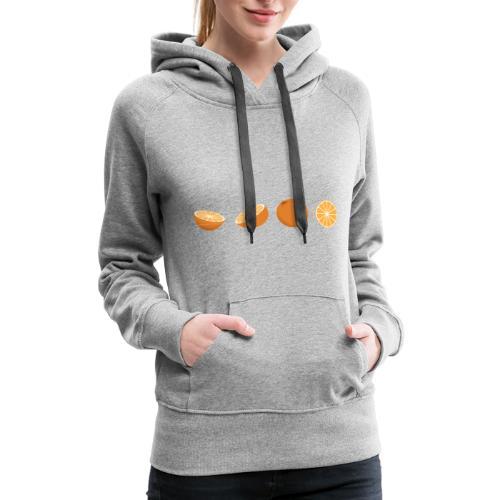oranges - Women's Premium Hoodie