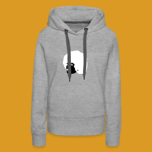 Angela Davis Matters T-Shirt - Women's Premium Hoodie
