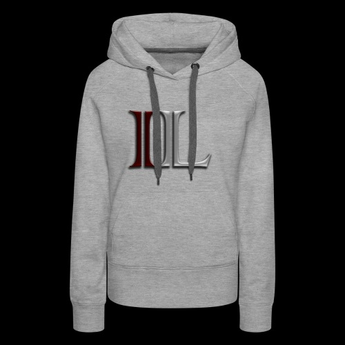 IL Logo - Women's Premium Hoodie