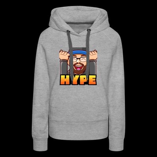 HYPE - Women's Premium Hoodie