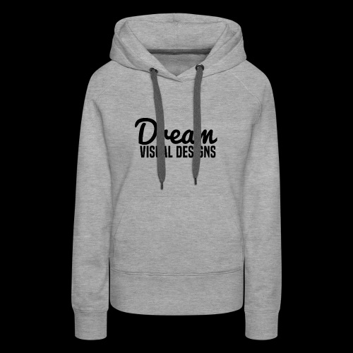 Dream Visual Designs - Women's Premium Hoodie